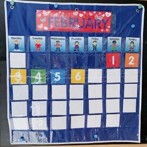 やまた幼稚園 カレンダー
